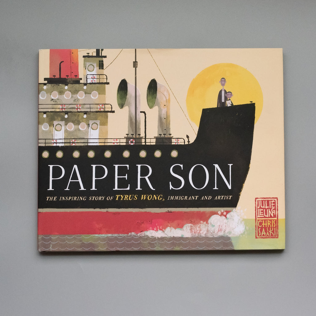Paper Son - Ellie & Becks Co.