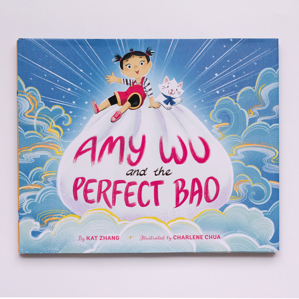 Amy Wu and the Perfect Bao - Ellie & Becks Co.