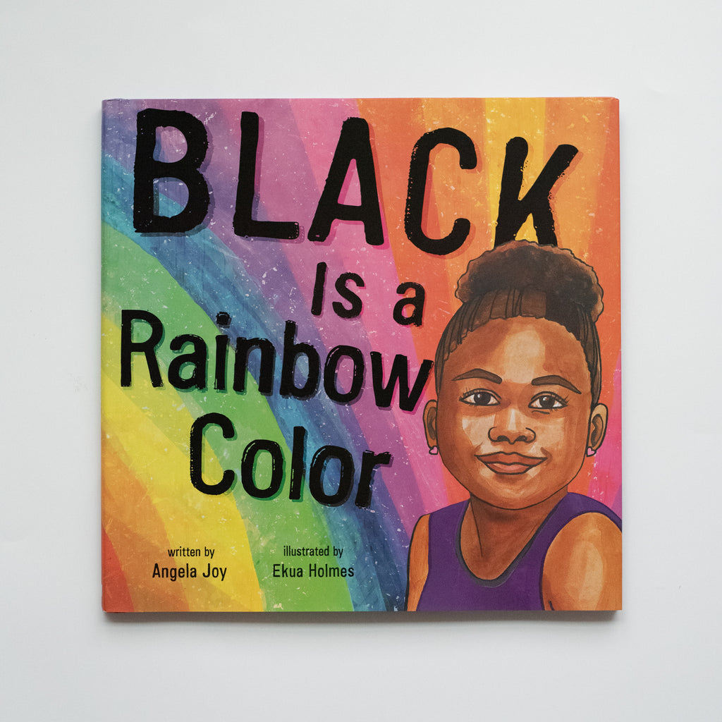 Black is a Rainbow Color - Ellie & Becks Co.