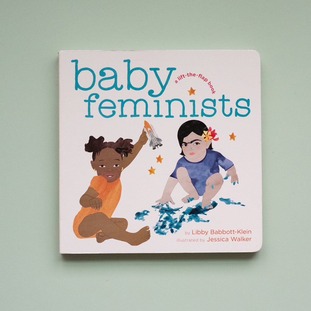 Baby Feminists - Ellie & Becks Co.
