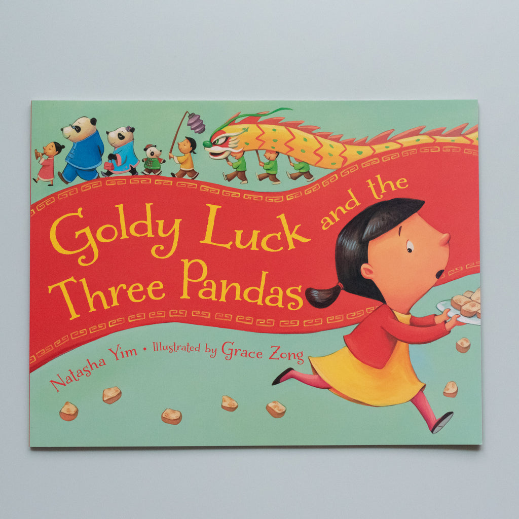 Goldy Luck and The Three Pandas - Ellie & Becks Co.