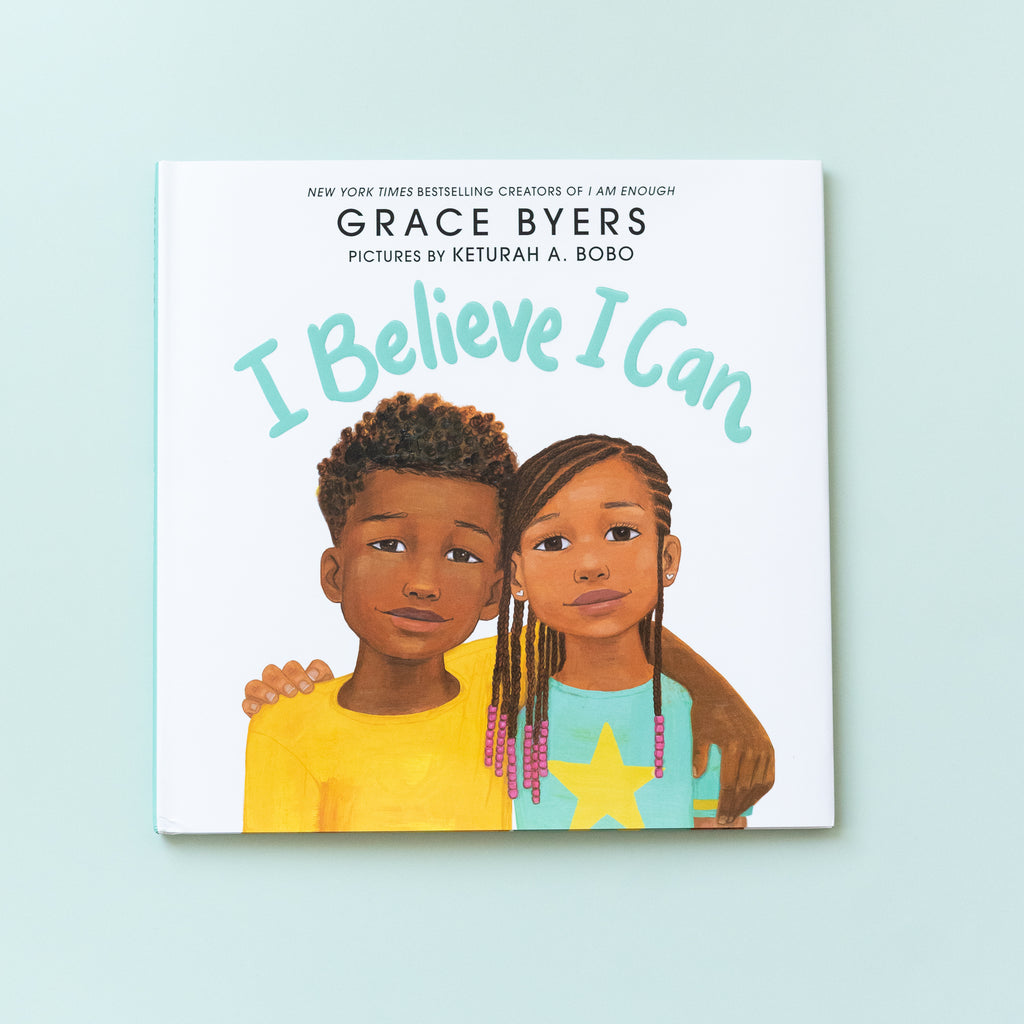 I Believe I Can - Ellie & Becks Co.