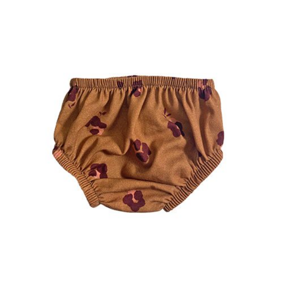 Holly Charlotte Bloomers in Cognac - Ellie & Becks Co.
