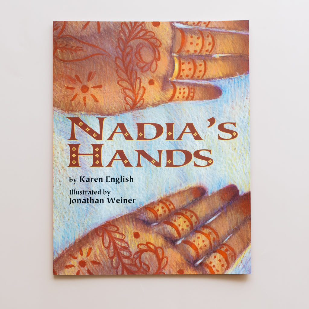 Nadia's Hands - Ellie & Becks Co.