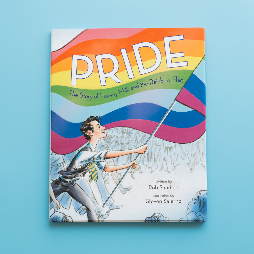 Pride - The Story of Harvey Milk & The Rainbow Flag - Ellie & Becks Co.