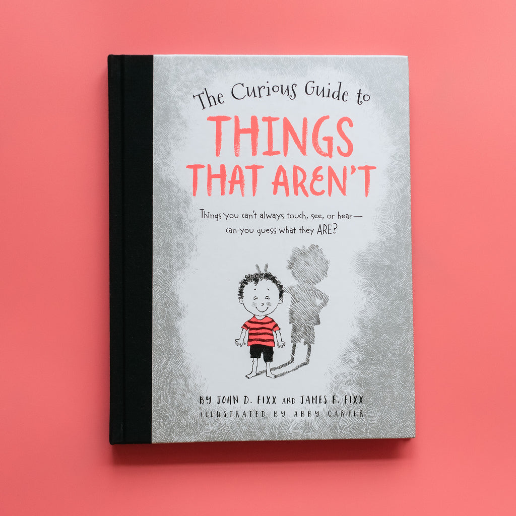 The Curious Guide to Things That Aren't - Ellie & Becks Co.