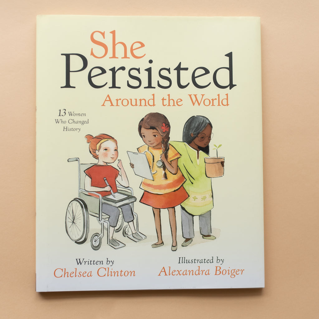 She Persisted Around the World - Ellie & Becks Co.