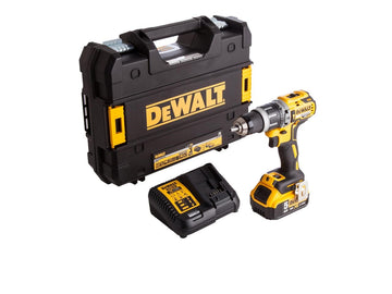 DeWalt DCD796P1 18v 1x5.0Ah Li-Ion XR Brushless Combi Drill Kit