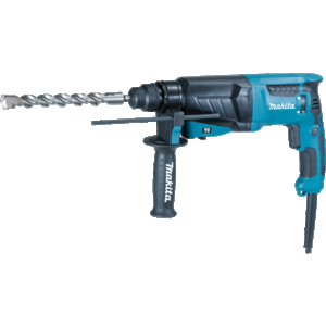 Makita Rotary Hammer SDS+ 26mm HR2630 (240v)