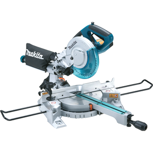 Makita LS0815FLN Slide Compound Mitre Saw 216mm with Laser Guide 240v