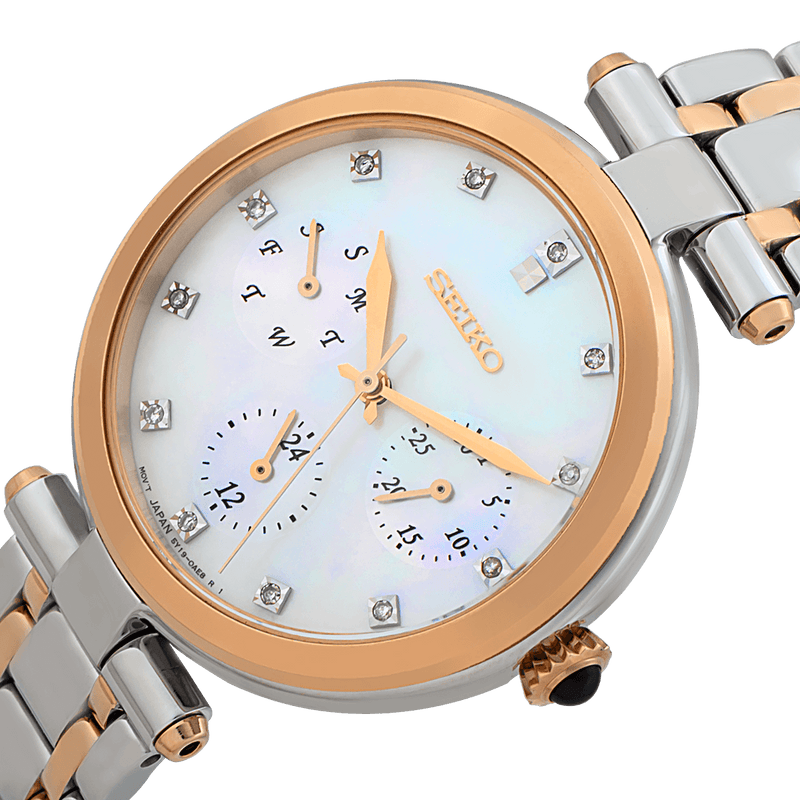 Ladies Multifunction Watch - SKY658P1