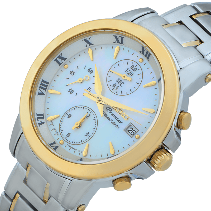 Premier Chronograph Watch - SNDV70P1