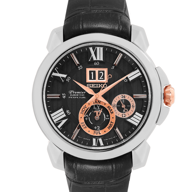 Premier Kinetic Perpetual Watch - SNP149P2