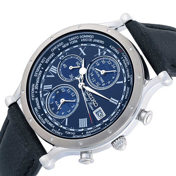 Dress chronograph Perpetual Watch - SPL059P1