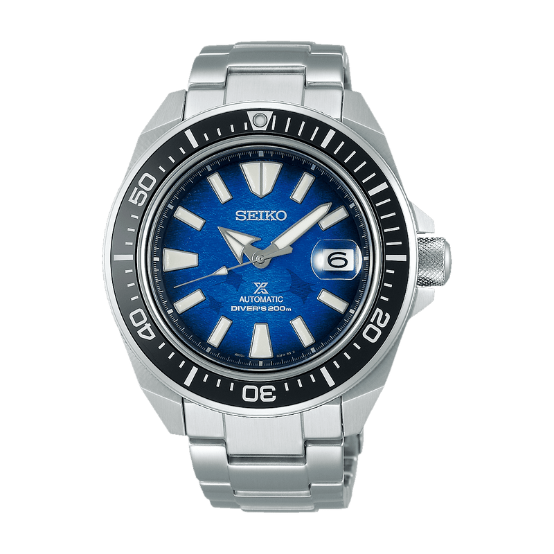 Prospex Diver's Save the Ocean Special Edition Watch - SRPE33K1