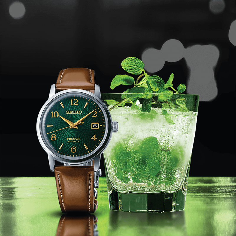 Presage Cocktail Time 'Mojito' Watch - SRPE45J1