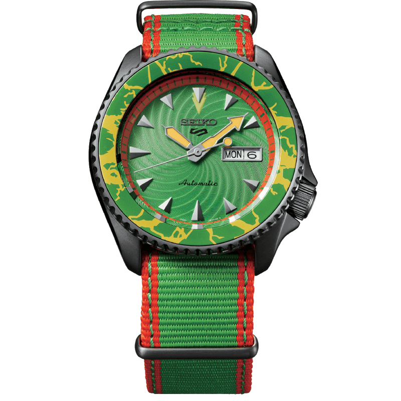 5 Sports Street Fighter BLANKA Limited Edition Watch - SRPF23K1