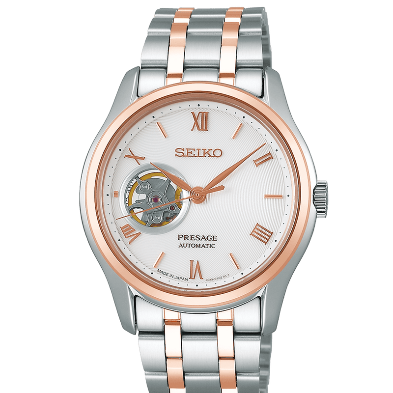 Presage Automatic Watch - SSA412J1