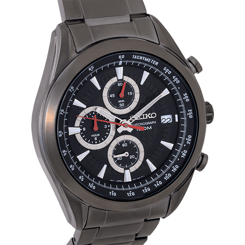 Dress Chronograph Watch - SSB179P1