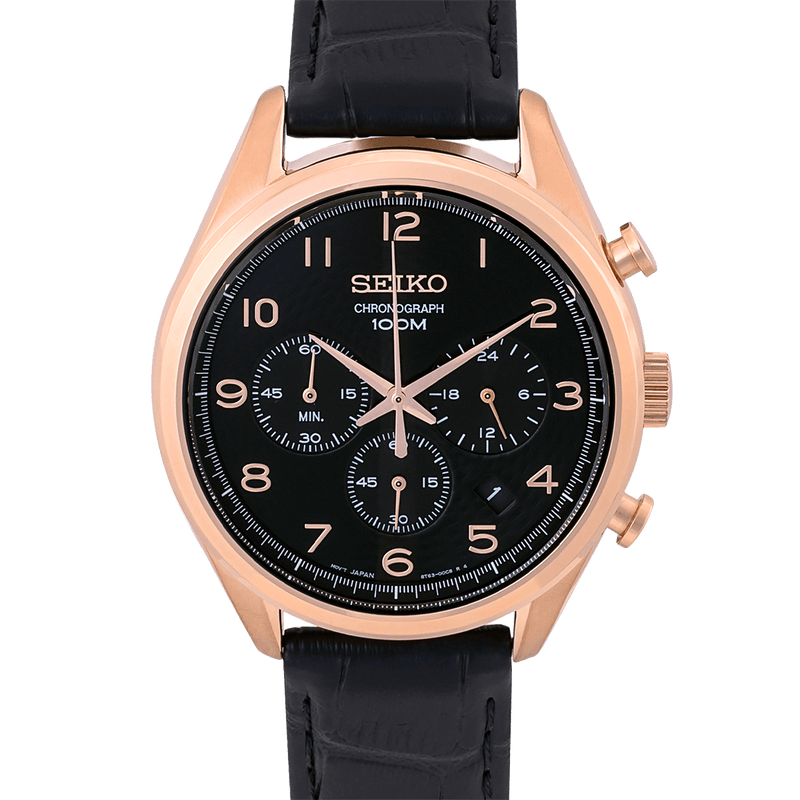 Dress Chronograph Watch - SSB296P1