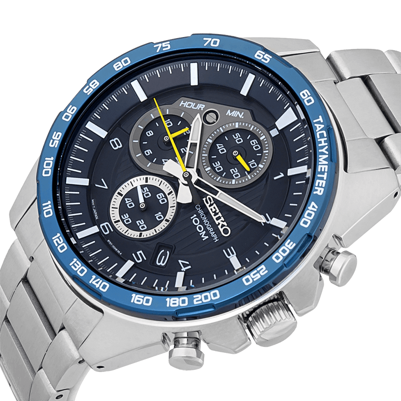 Dress Chronograph Watch - SSB321P1