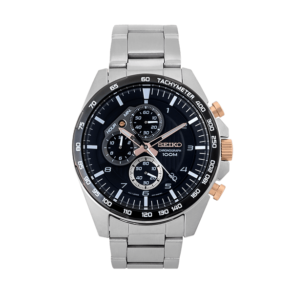 Dress Chronograph Watch - SSB323P1