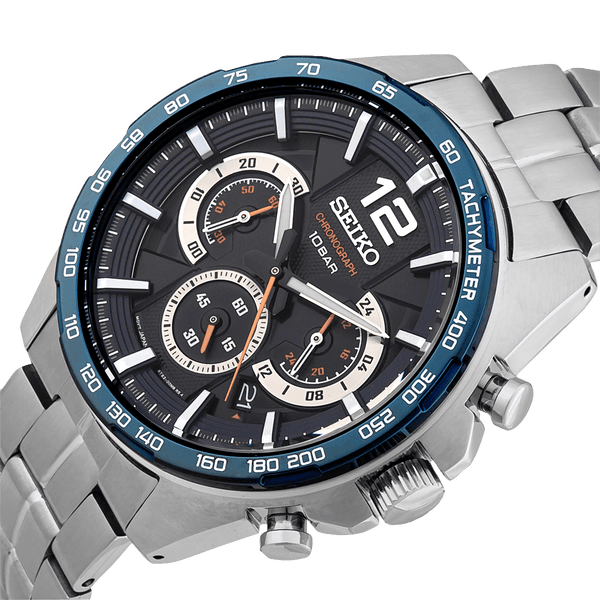 Sports Chronograph Watch - SSB345P1
