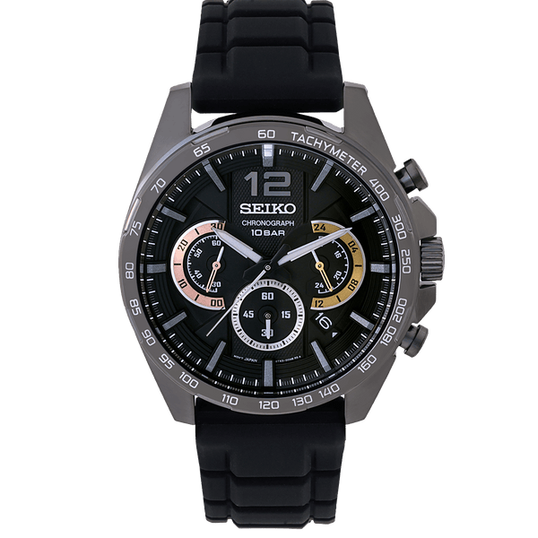 Sports Chronograph Watch - SSB349P1
