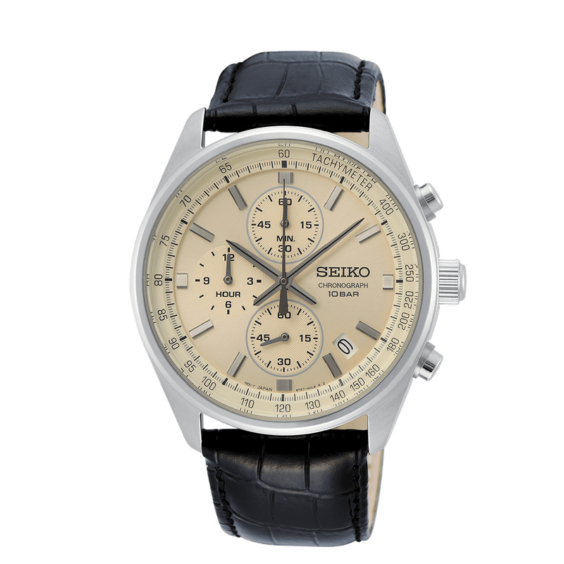 Dress Chronograph Watch - SSB383P1