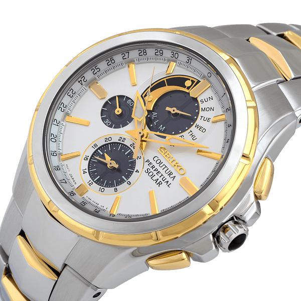 Coutura Perpetual Solar Watch  - SSC560P9