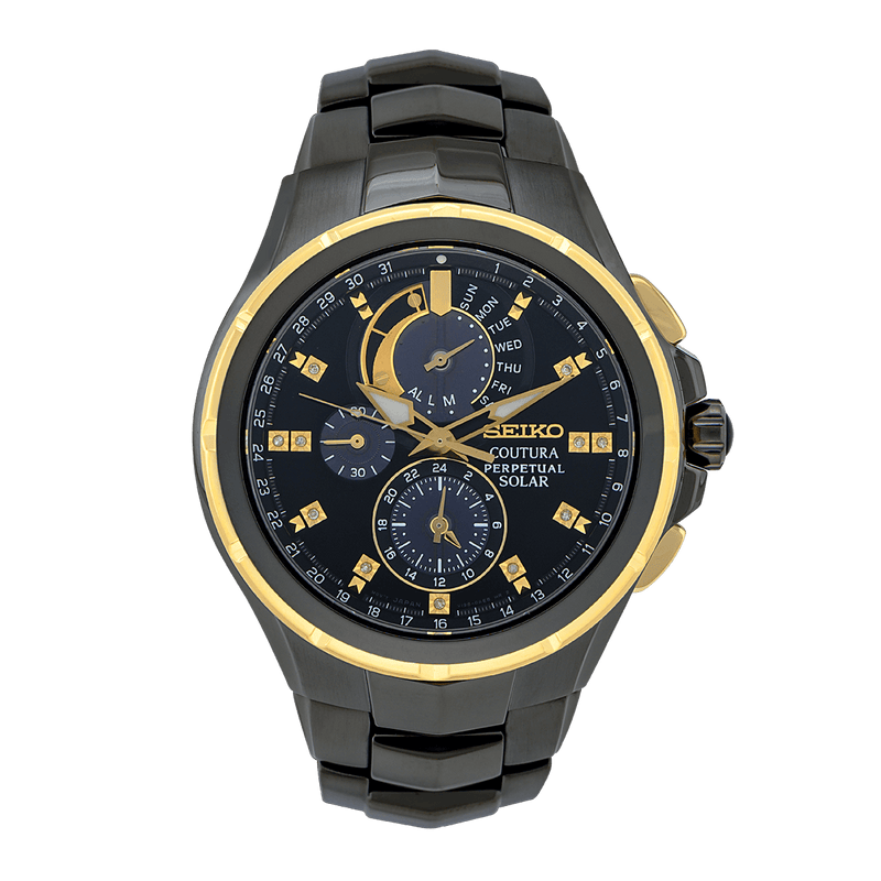 Coutura Perpetual Solar Watch  - SSC573P1
