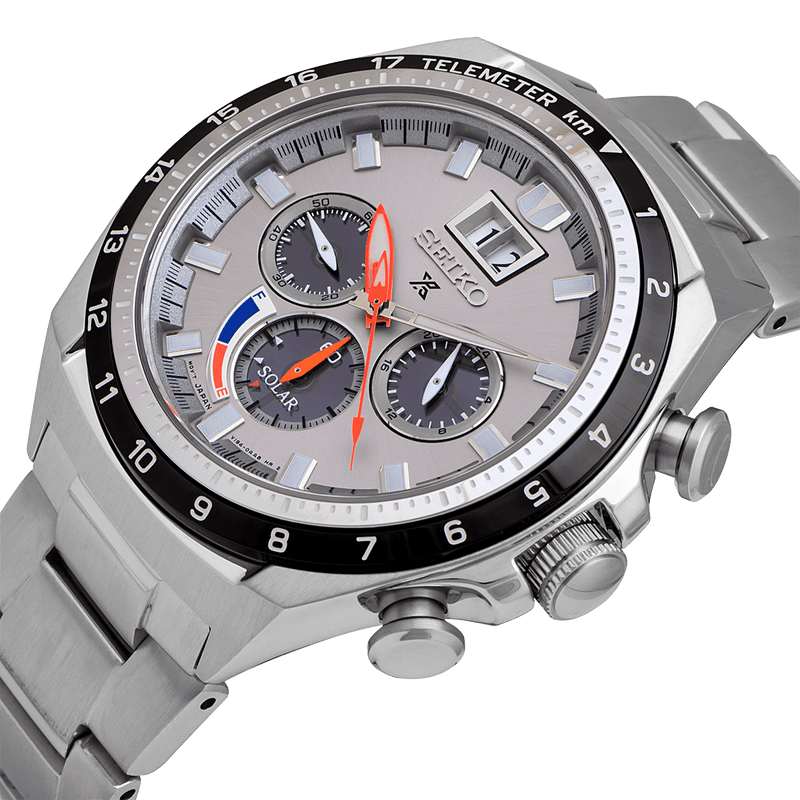 Prospex Solar Chronograph Watch - SSC599P1