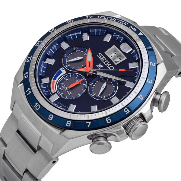 Prospex Solar Chronograph Watch - SSC601P1