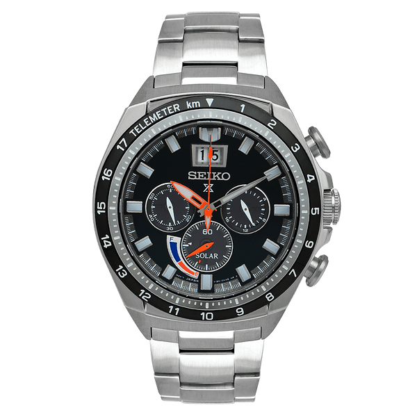 Prospex Solar Chronograph Watch - SSC603P1
