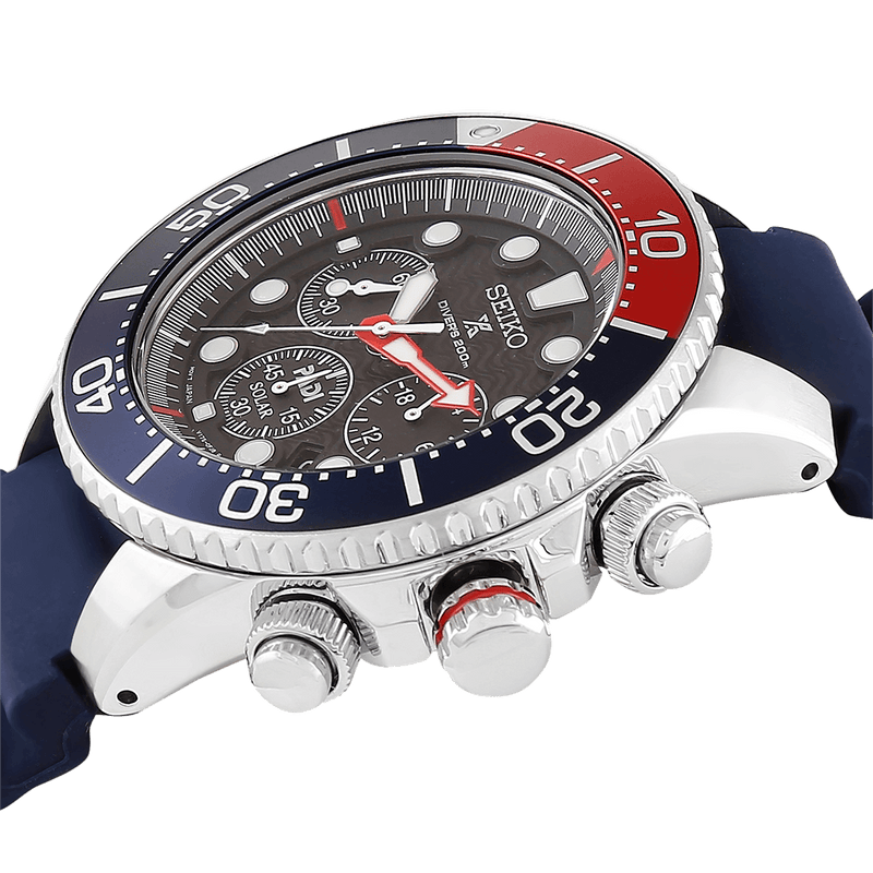Prospex Solar Chronograph Watch - SSC663P1