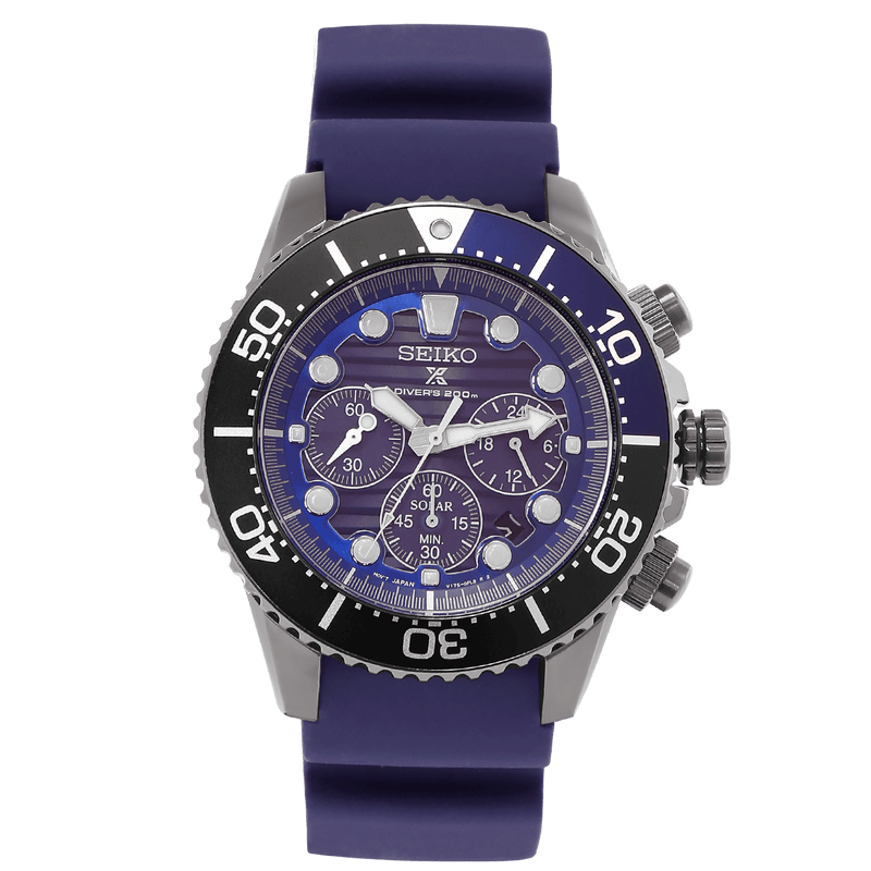 Prospex Solar Chronograph Watch - SSC701P1