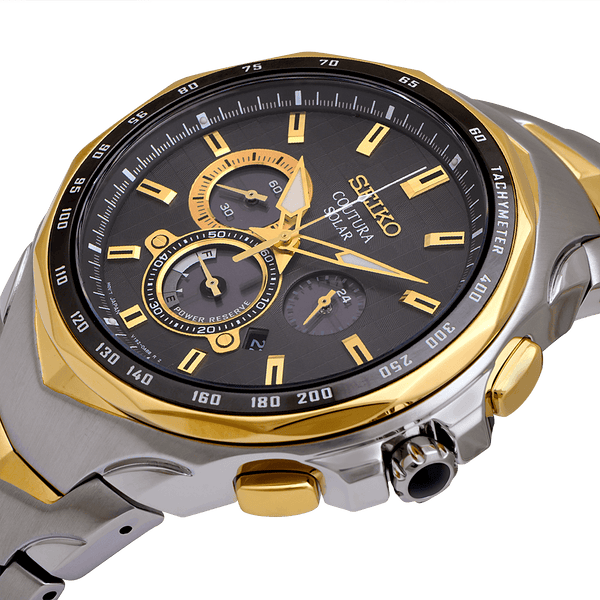 Coutura Solar Watch - SSC752P1