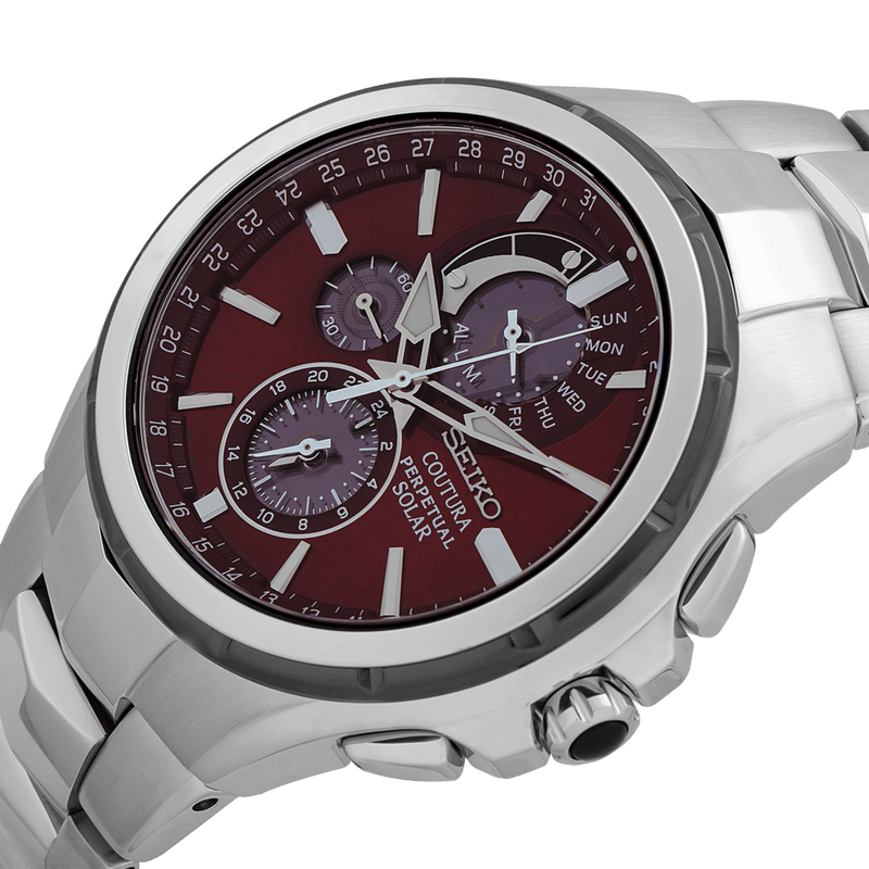 Coutura Solar Watch - SSC763P1