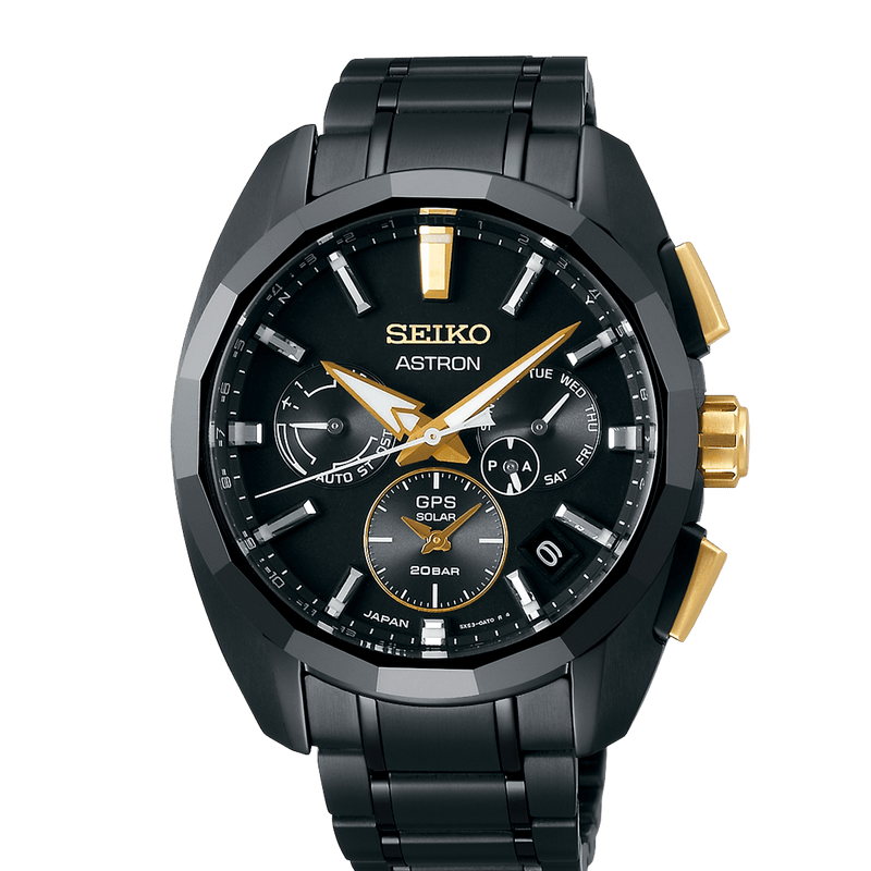 Seiko Astron Kintaro Hattori 160th Anniversary Limited Edition Watch - SSH073J1