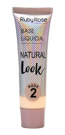 BASE NATURAL LOOK RUBY ROSE NUDE 2