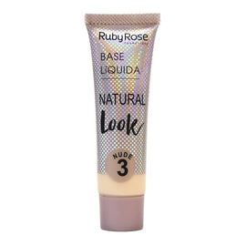 BASE NATURAL LOOK RUBY ROSE NUDE 3