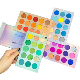 SOMBRAS COLOR BOARD BEAUTY GLAZED