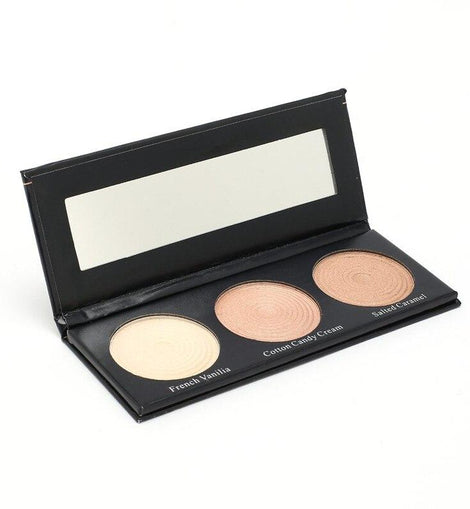 ILUMINADOR TRIO BEAUTY GLAZED