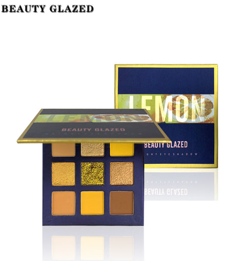 Sombras Lemon Beauty Glazed