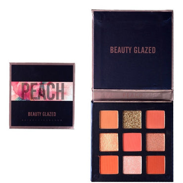 SOMBRAS FRUTAS BEAUTY GLAZED PEACH