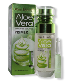 PRIMER DE ROSTRO  ALOE VERA  KISS BEAUTY