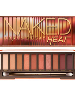 Sombras Naked Heat