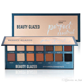 Sombras Perfect Neutral Beauty Glazed