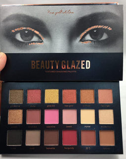 Sombras Rose Gold Edition Beauty Glazed