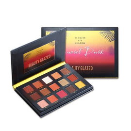 Sombras Sunset Dusk Beauty Glazed